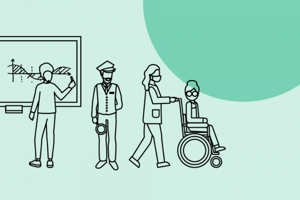 Wenn Homeoffice keine Option ist: Was wünschst du dir für mehr Sicherheit auf der Arbeit?