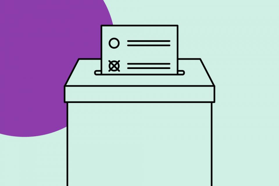 Wahlurne: Freie Wahlen sind wichtig in Demokratien – was noch?