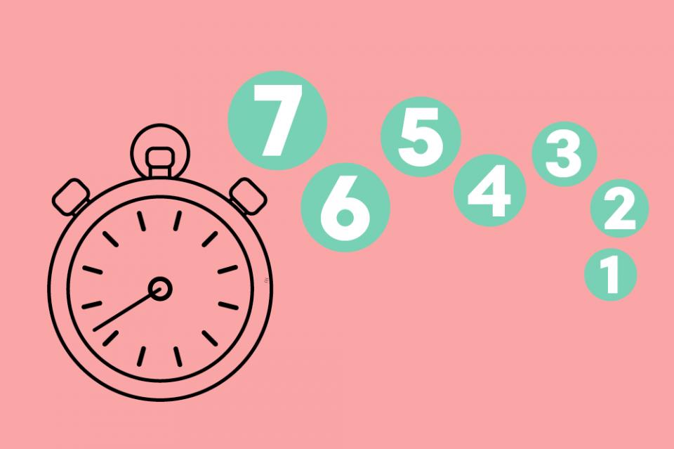 Wekcer: Countdown - Noch 7 Tage ist Zukunftsdialog offen