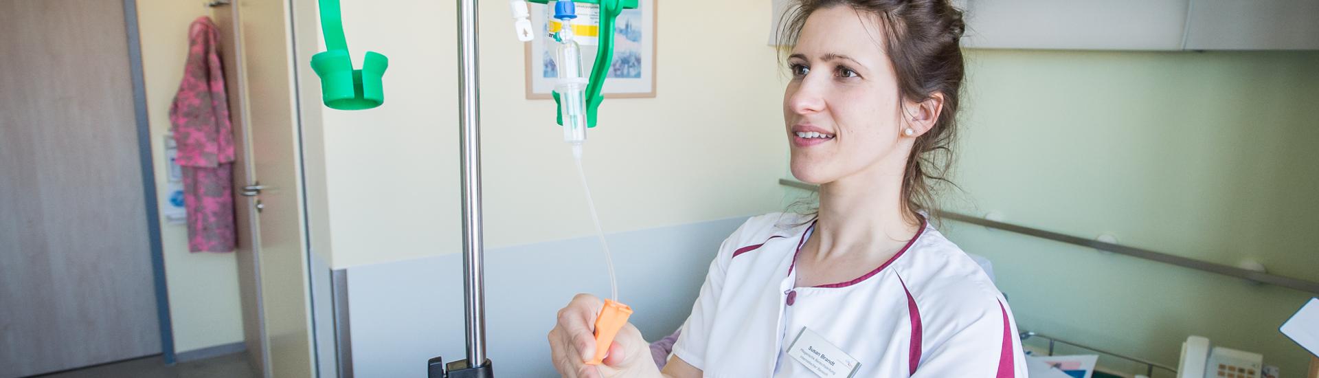 Krankenschwestern sind häufig von schlechten Arbeitsbedingungen betroffen