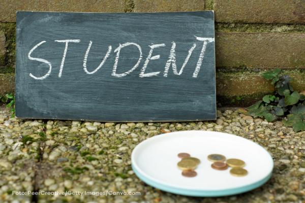 Bettelarm: Studenten in der Coronakrise
